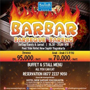 Barbar Hotel New Saphir Yogyakarta