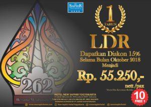 Promo Lunch Dengan Relasi Hotel New Saphir Yogyakarta