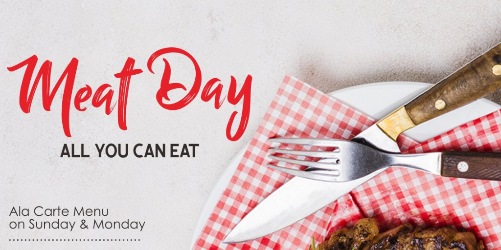 Meat Day Hotel Grand Aston Yogyakarta