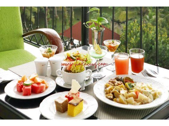 Makan Siang di Sheraton Mustika Yogyakarta
