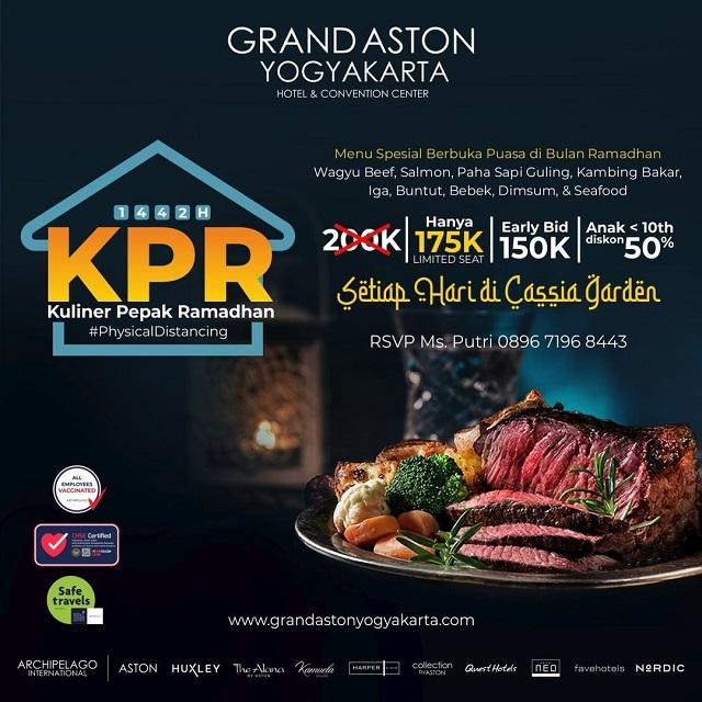 Poster KPR Grand Aston Yogyakarta