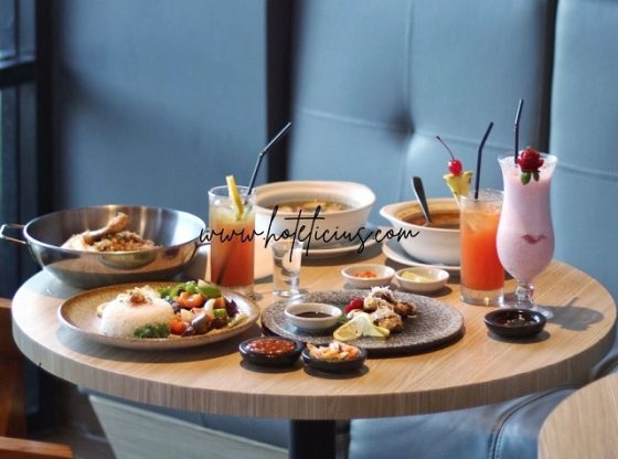Makan Siang di Hotel Aveon Yogyakarta
