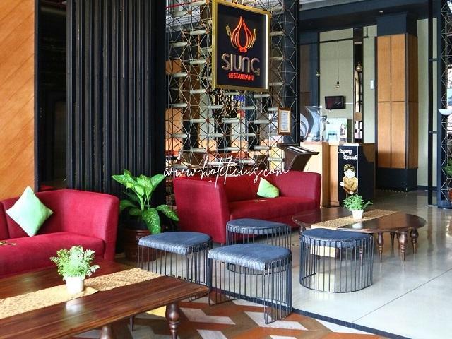 Lobby & Receptio Area Hotel Grand Kangen Jogja
