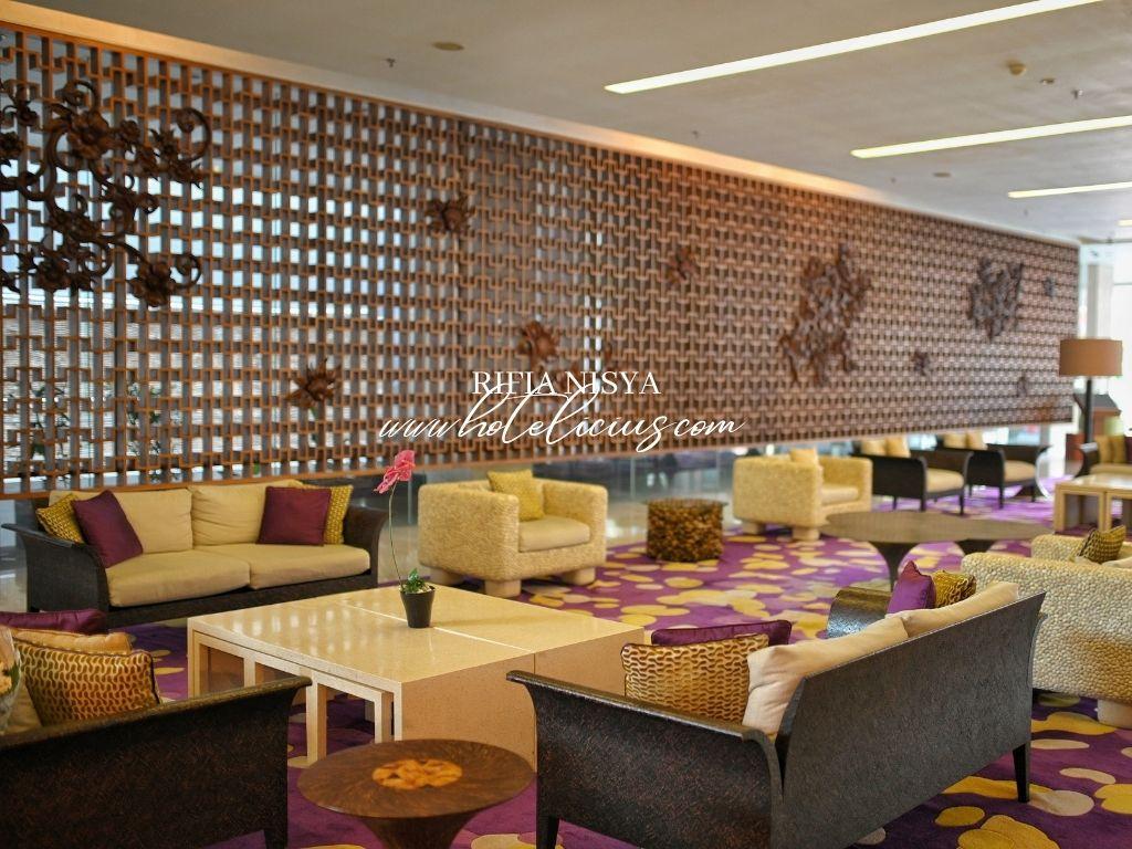 Lobby Grand Aston Hotel Yogyakarta