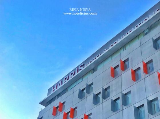 harris gubeng hotel repatriasi surabaya